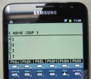Galaxy not Droid48 SOUP