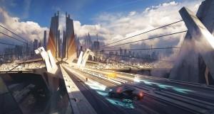 1000x537_13897_Alone_on_the_Road_V2_2d_sci_fi_future_illustration_road_car_crash_picture_image_digital_art