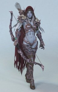 1024x1600_6612_Sylvanas_windrunner_3d_fan_art_girl_woman_fantasy_archer_picture_image_digital_art