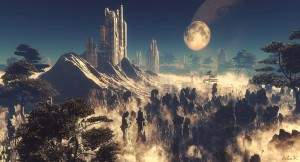 1024x554_5969_Unknown_Civilization_3d_sci_fi_moon_surreal_futuristic_alien_vue_planet_rocks_foggy_picture_image_digital_art