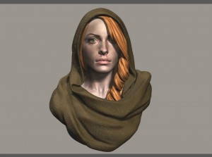 1376x1027_19467_Redhead_sketch_3d_fantasy_redhead_girl_woman_picture_image_digital_art