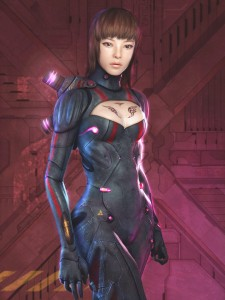 1500x2000_4307_Night_Rider_3d_sci_fi_japanese_girl_woman_portrait_picture_image_digital_art