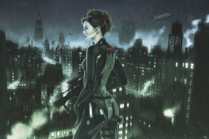 1600x1067_6406_City_rooftops_2d_sci_fi_girl_woman_soldier_city_cyborg_cyberpunk_picture_image_digital_art