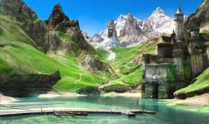 1600x958_8079_Landscape_3d_fantasy_landscape_castle_mountains_picture_image_digital_art