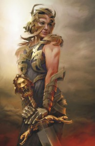 2412x3700_3594_Warrior_2d_fantasy_guild_wars_girl_woman_warrior_picture_image_digital_art