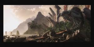 2500x1254_1963_Island_Temple_3d_fantasy_temple_landscape_picture_image_digital_art