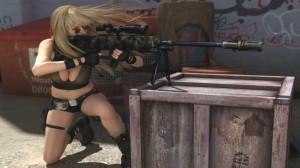 3D-Girl-Sniper