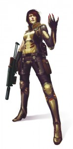 494x1000_3364_The_Hero_2d_sci_fi_girl_woman_gun_picture_image_digital_art