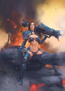 580x800_14602_Reload_2d_sci_fi_girl_woman_tank_cyborg_picture_image_digital_art