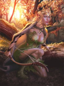 600x800_19614_Legend_of_the_cryptid_2d_fantasy_girl_elf_archer_picture_image_digital_art