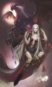 603x1000_16899_Dragon_Emperor_2d_fantasy_girl_woman_queen_picture_image_digital_art