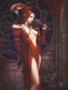 675x900_17684_Red_2d_fantasy_girl_woman_picture_image_digital_art