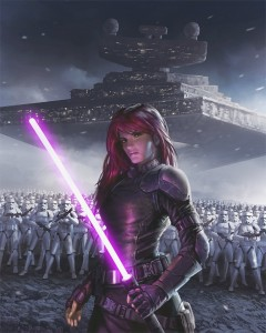 717x893_11350_Choices_of_one_2d_illustration_fan_art_star_wars_sci_fi_girl_woman_jedi_picture_image_digital_art