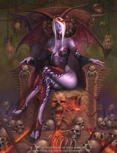 Bloody_Queen_by_GooDHopE