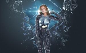 fantasy-girl-warrior-broken-glass