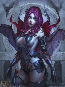 halloween_special__demon_girl_by_verehin-d5izxi7